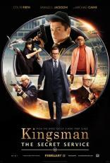 Kingsman: The Secret Service (2014) 8