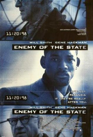 """Enemy of America"" - Japan (English title) (1998)"