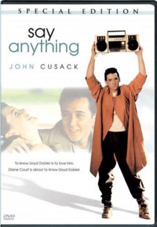 """...Say Anything..."" - USA (promotional title) (1989)"