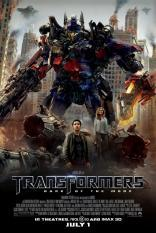 Transformers: Dark of the Moon (2011) 6.6