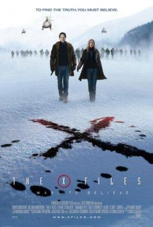 """The X-Files"" - USA (promotional abbreviation),       ""The X-Files Movie"" - USA (promotional title) (2008)"