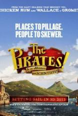 The Pirates! Band of Misfits (2012) 6.8