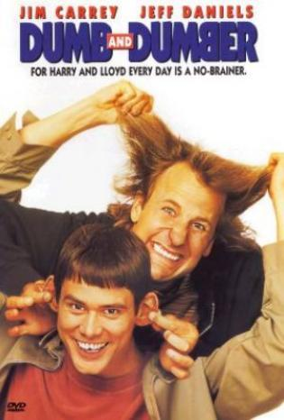 """Dumb and Dumber"" - USA (video box title)""Mr. Dumber"" - Japan (English title) (1994)"