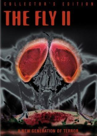 """The Fly 2"" - USA (DVD box title) (1989)"