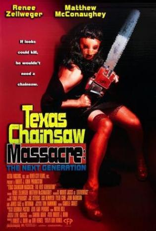 """The Return of the Texas Chainsaw Massacre"" - USA (original title) (1994)"
