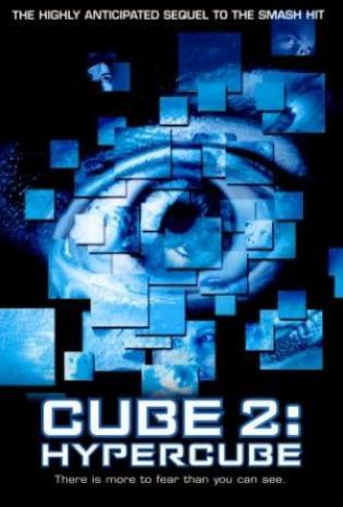 """Cube 2: Hypercube"" - Canada (original title),        ""Hypercube"" - USA (promotional title),      ""Cube 2"" - Japan (English title) (2002)"