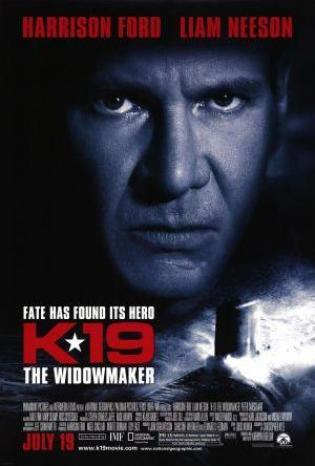 """K*19: The Widowmaker"" - International (English title) (poster title), USA (poster title),       ""The Widowmaker"" - International (English title) (informal short title) (2002)"