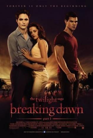 """Breaking Dawn"" - USA (short title),       ""Breaking Dawn: Part 1"" - USA (short title),      ""Twilight 4"" - USA (informal title) (2011)"