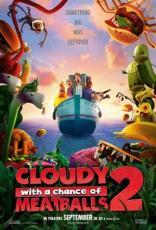 Cloudy with a Chance of Meatballs 2 (2013) 6.6