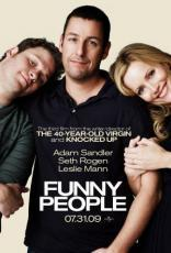 Funny People (2009) 6.9