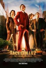 Anchorman 2: The Legend Continues (2013) 6.5