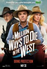 A Million Ways to Die in the West (2014) 6.2