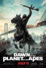 Dawn of the Planet of the Apes (2014) 7.8