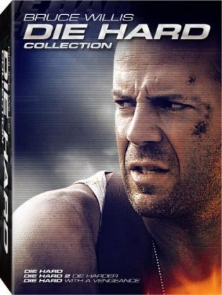 """Die Hard 2: Die Harder"" - Philippines (English title), UK (promotional title), USA (video box title) (1990)"