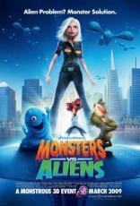 Monsters vs Aliens (2009) 6.8