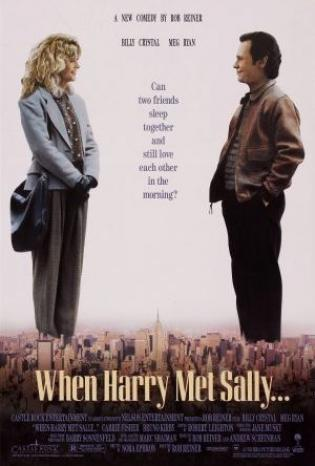 """When Harry Met Sally"" - USA (DVD box title) (1989)"