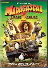 Madagascar: Escape 2 Africa (2008) 6.8