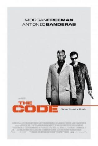 """The Code"" - International (English title), USA (working title), USA (DVD title)""The Egg"" - Japan (English title) (short title) (2009)"