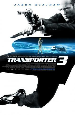"""Transporter 3: Unlimited"" - Japan (English title) (2008)"