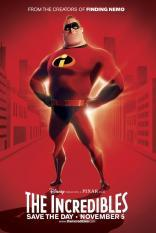 The Incredibles (2004) 8.1